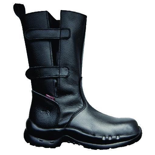 Botas de seguridad altas para soldador High calzado de seguridad 3c199680ee